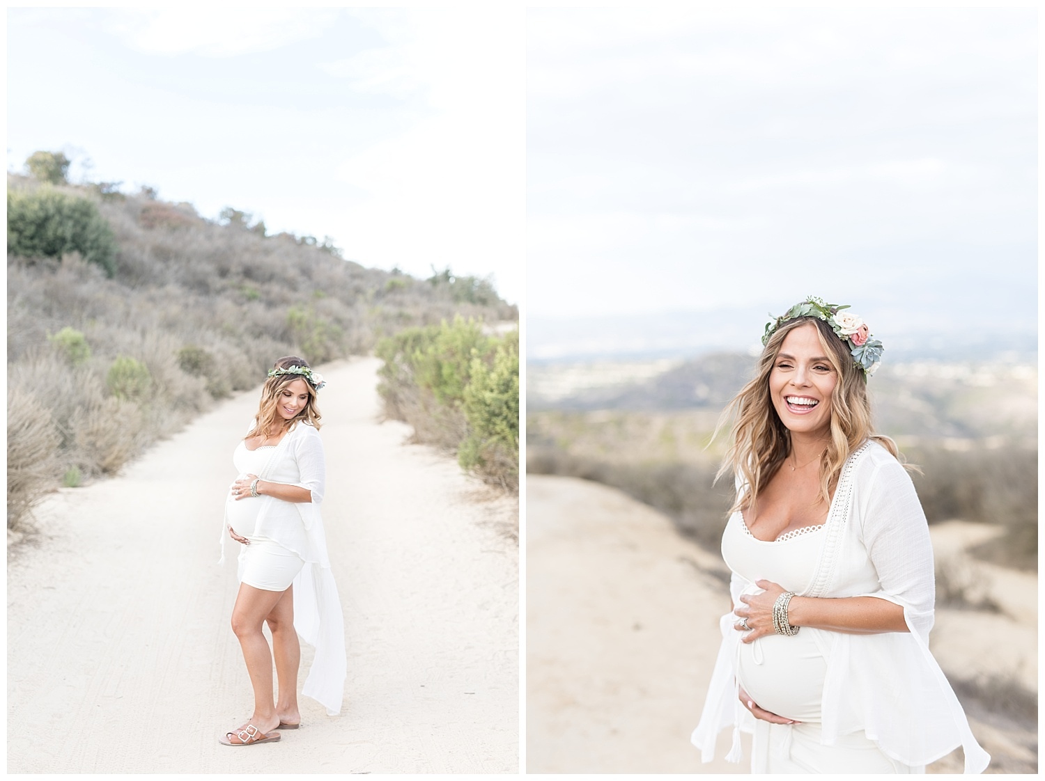 ashley - laguna beach, orange county hiking trail - maternity-0001