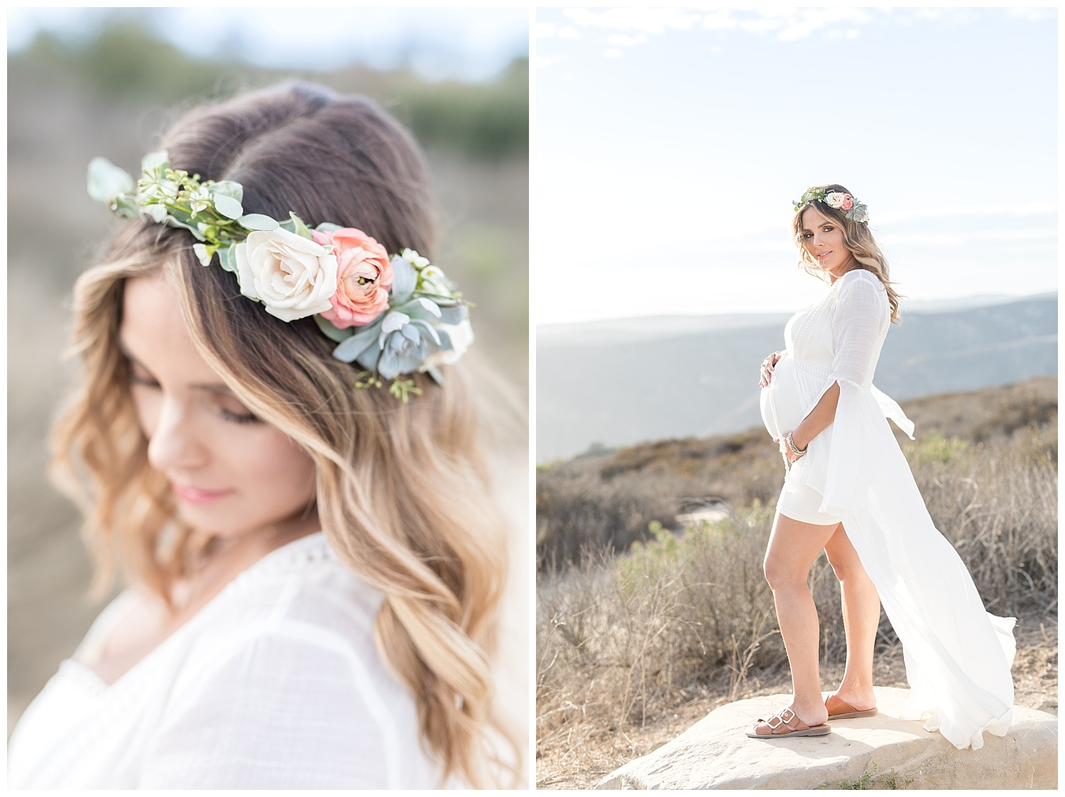 ashley - laguna beach, orange county hiking trail - maternity-0005