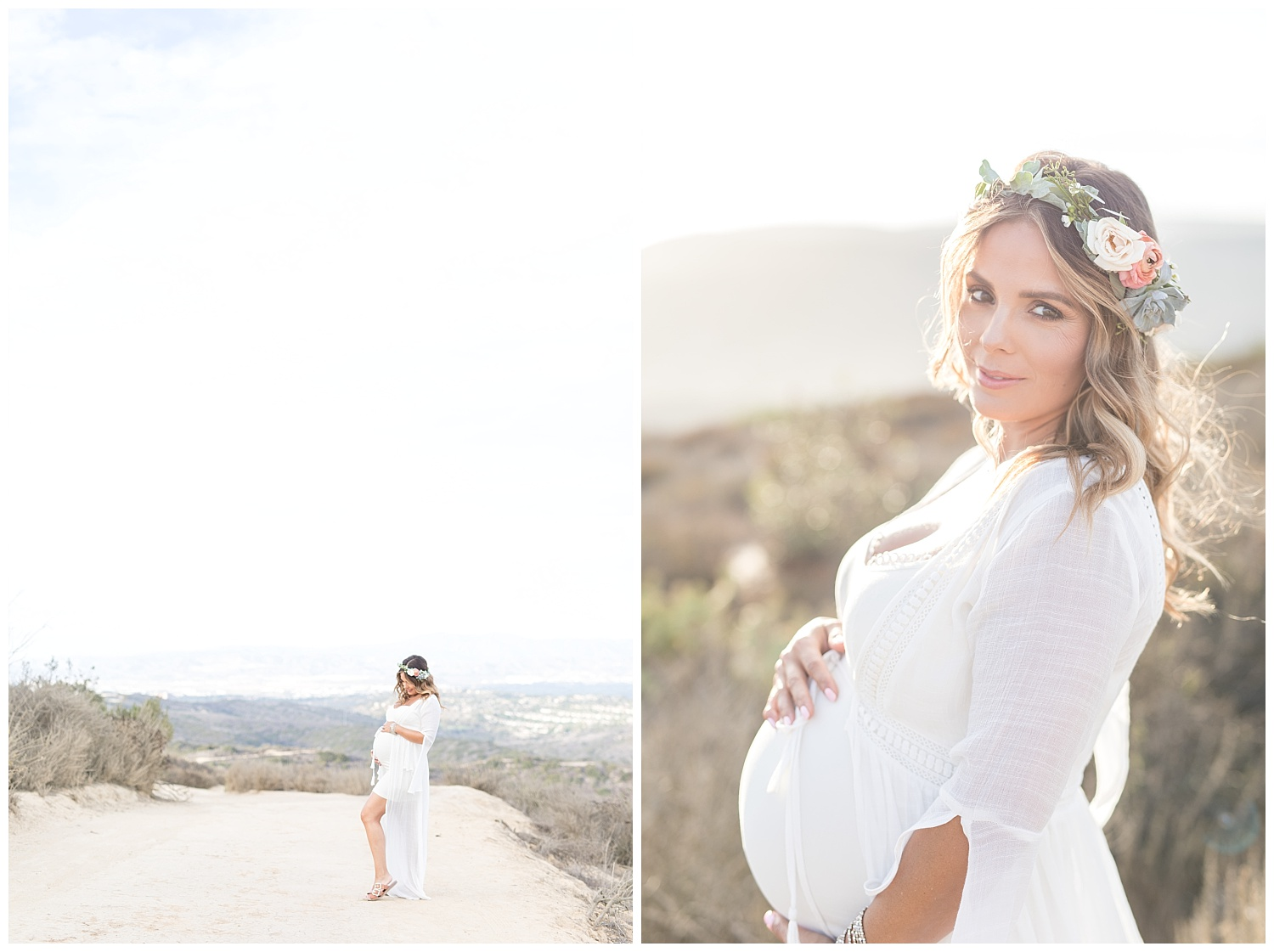 ashley - laguna beach, orange county hiking trail - maternity-0006