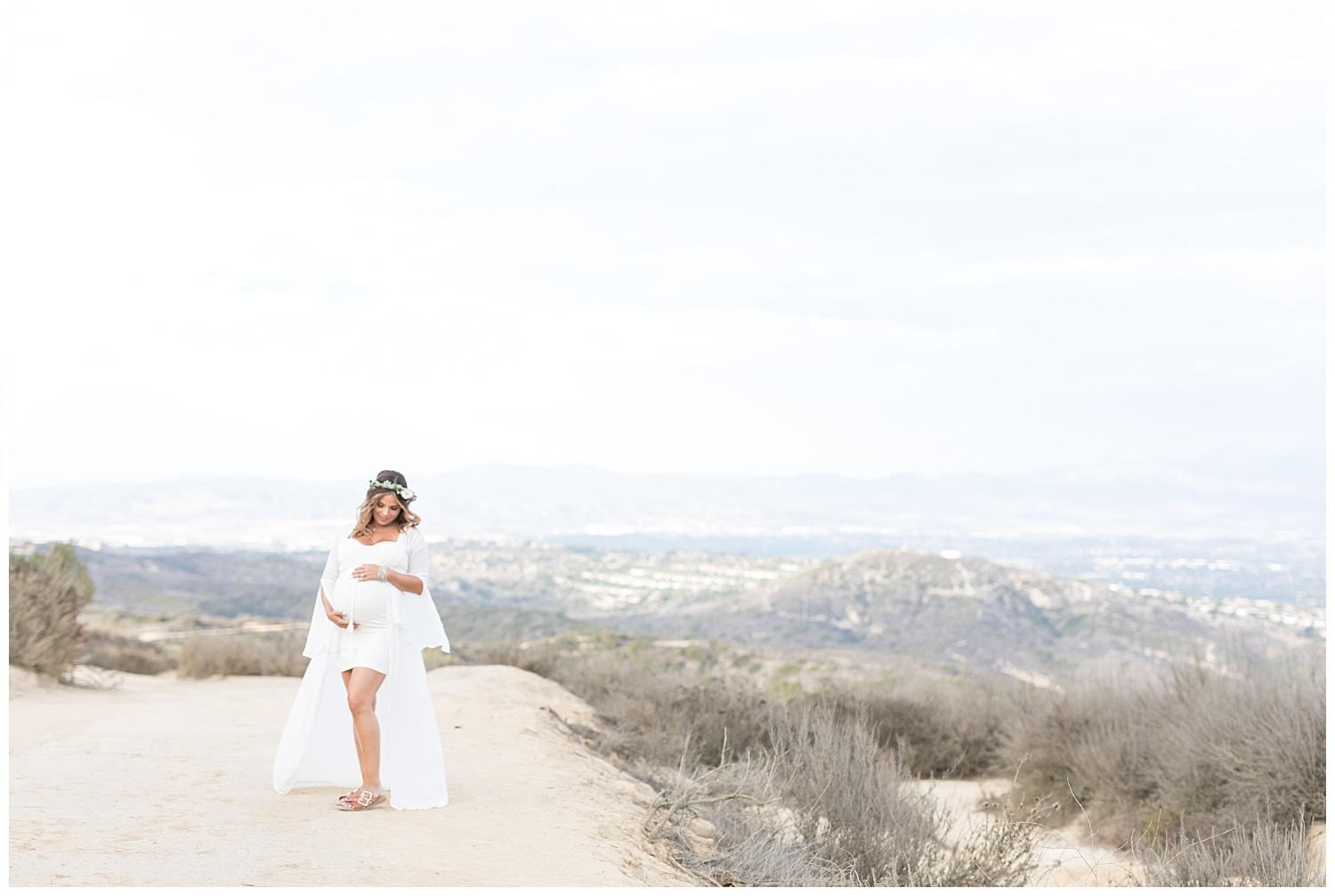 ashley - laguna beach, orange county hiking trail - maternity-0007