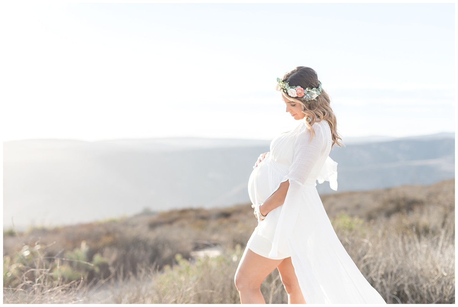 ashley - laguna beach, orange county hiking trail - maternity-0020