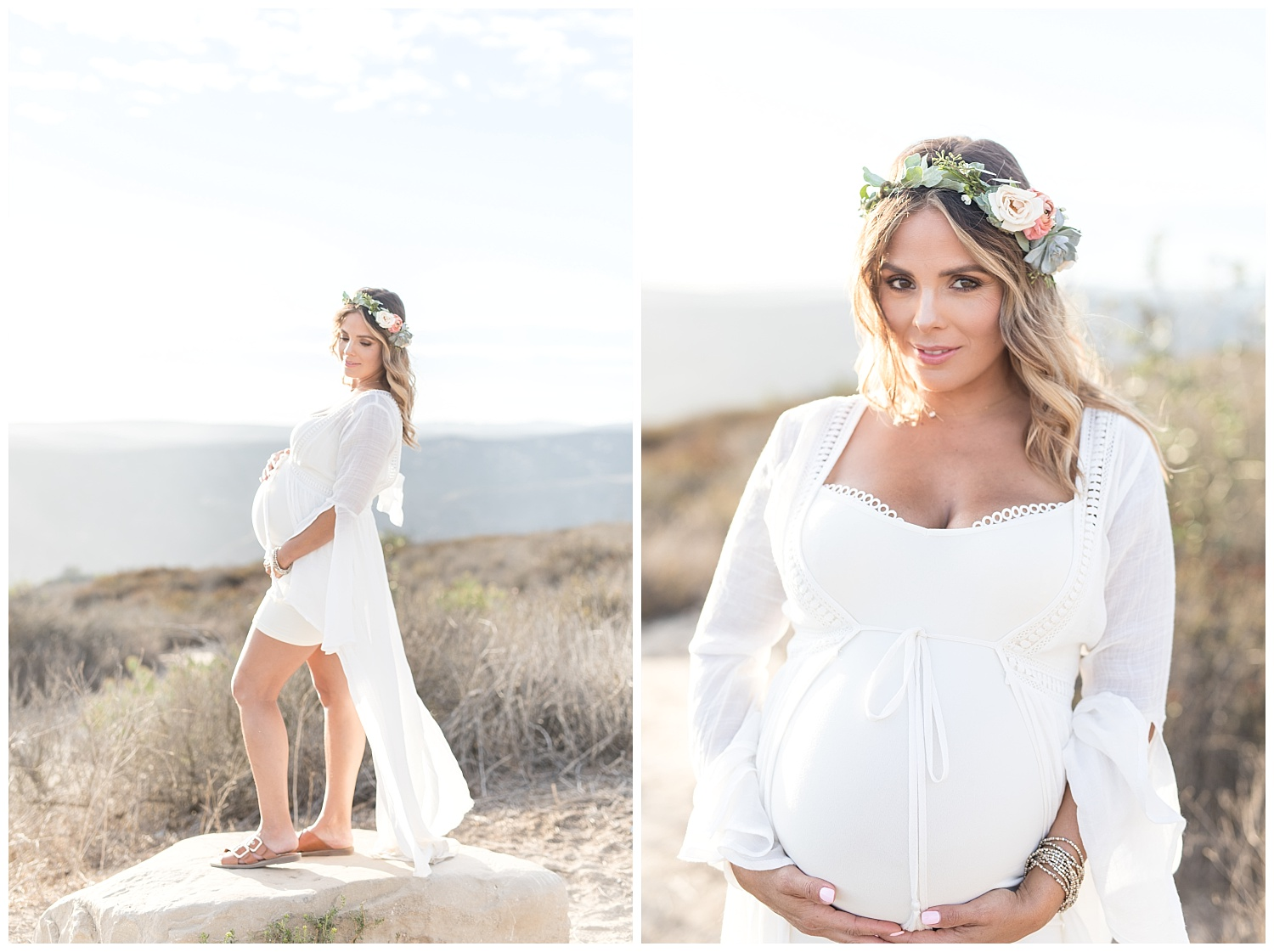 ashley - laguna beach, orange county hiking trail - maternity-0023