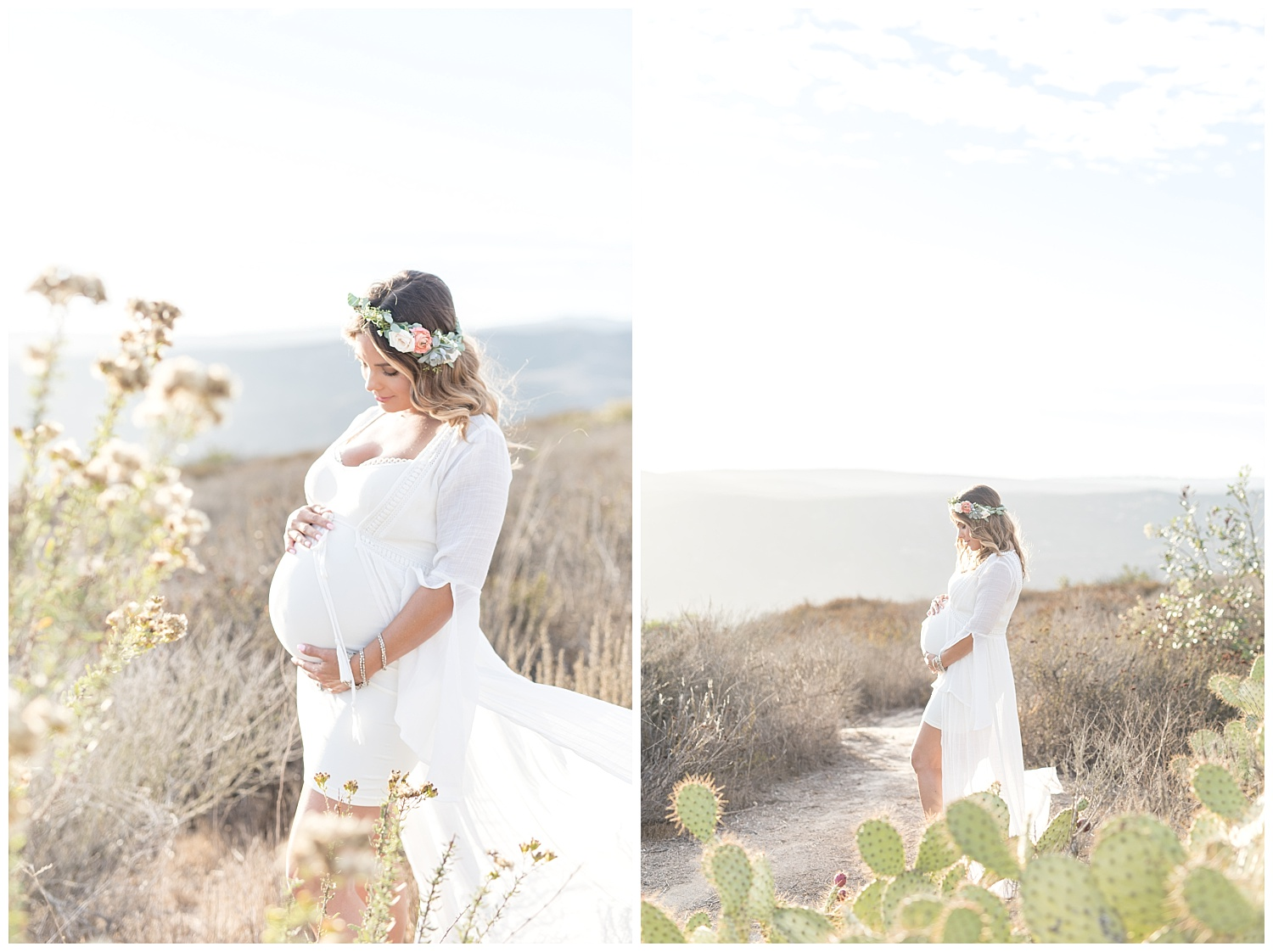 ashley - laguna beach, orange county hiking trail - maternity-0025