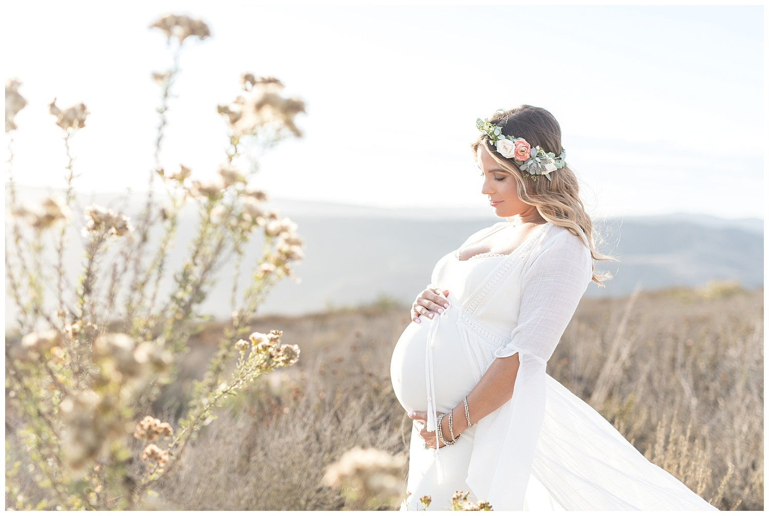 ashley - laguna beach, orange county hiking trail - maternity-0026