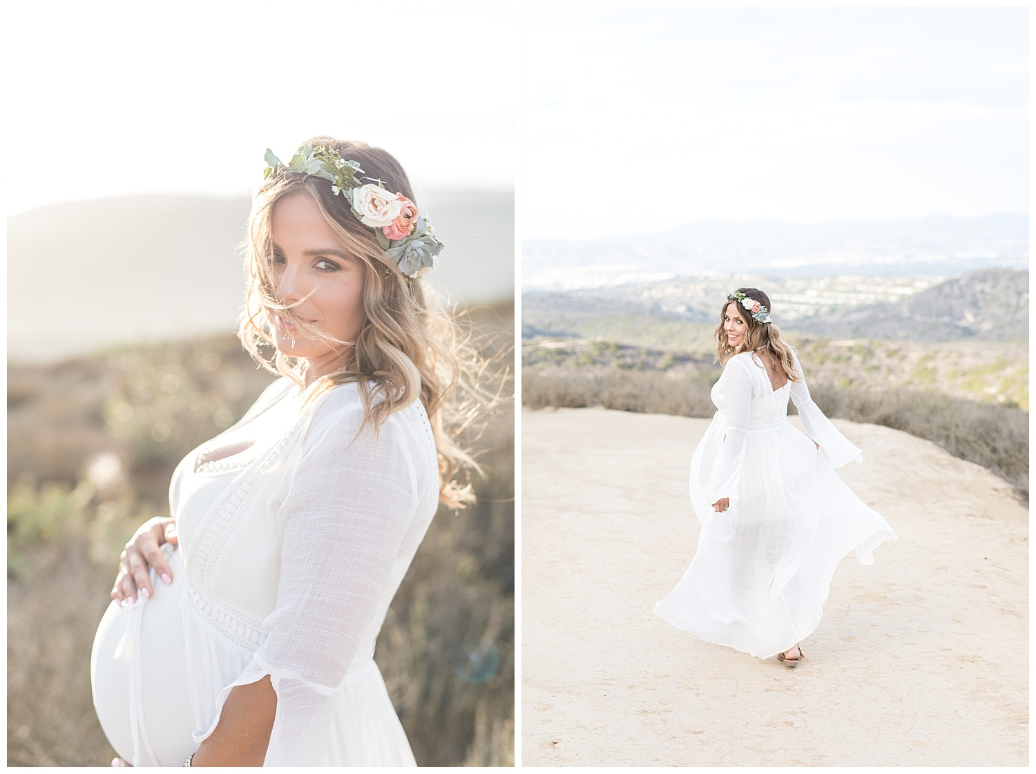 ashley - laguna beach, orange county hiking trail - maternity-0029