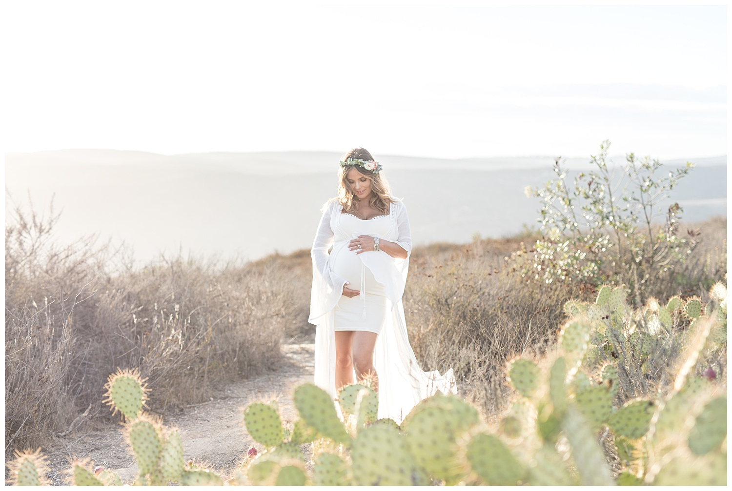 ashley - laguna beach, orange county hiking trail - maternity-0034