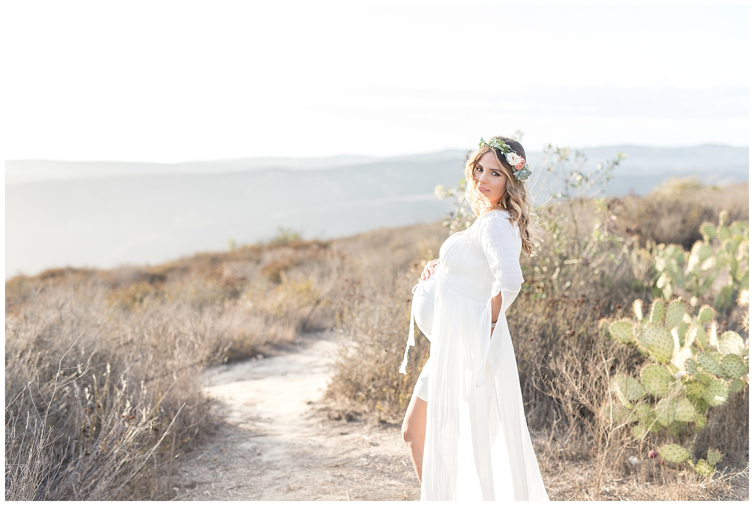 ashley - laguna beach, orange county hiking trail - maternity-0037