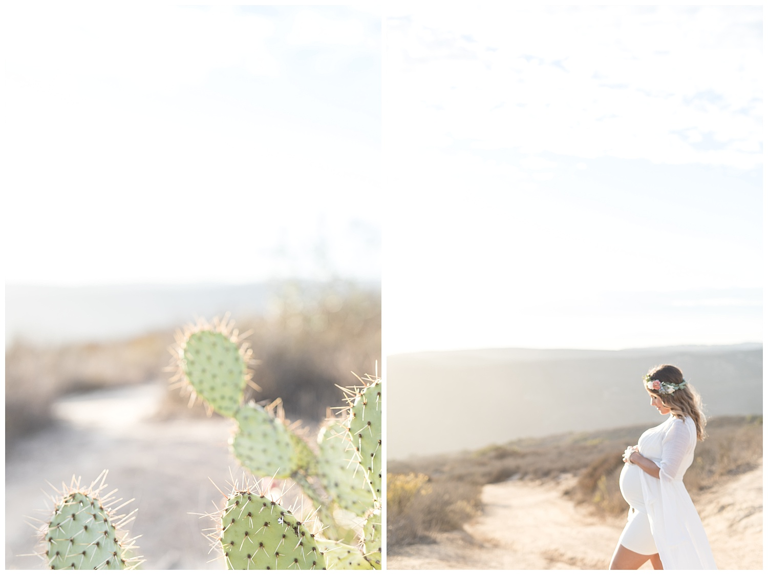 ashley - laguna beach, orange county hiking trail - maternity-0041