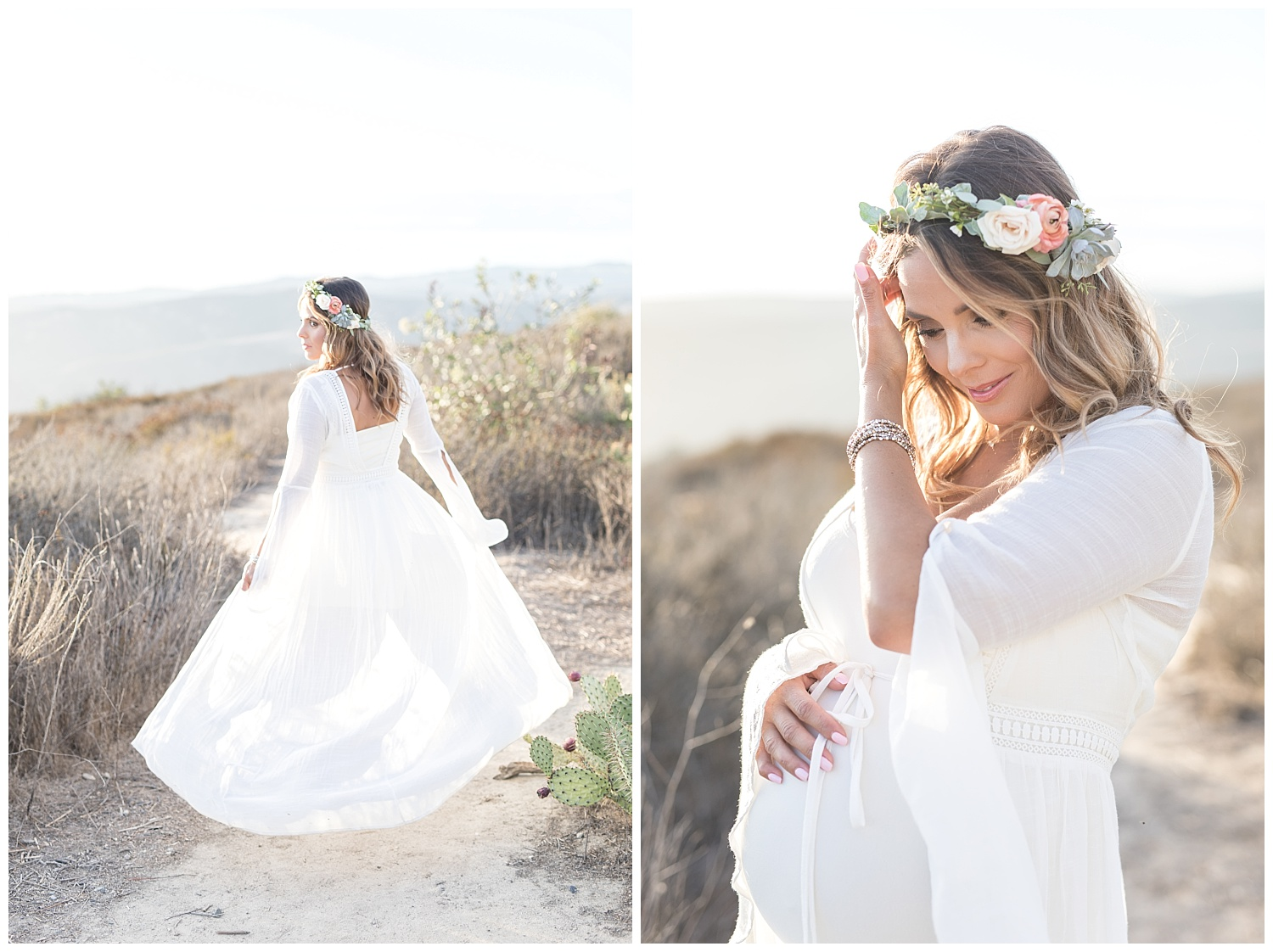 ashley - laguna beach, orange county hiking trail - maternity-0042
