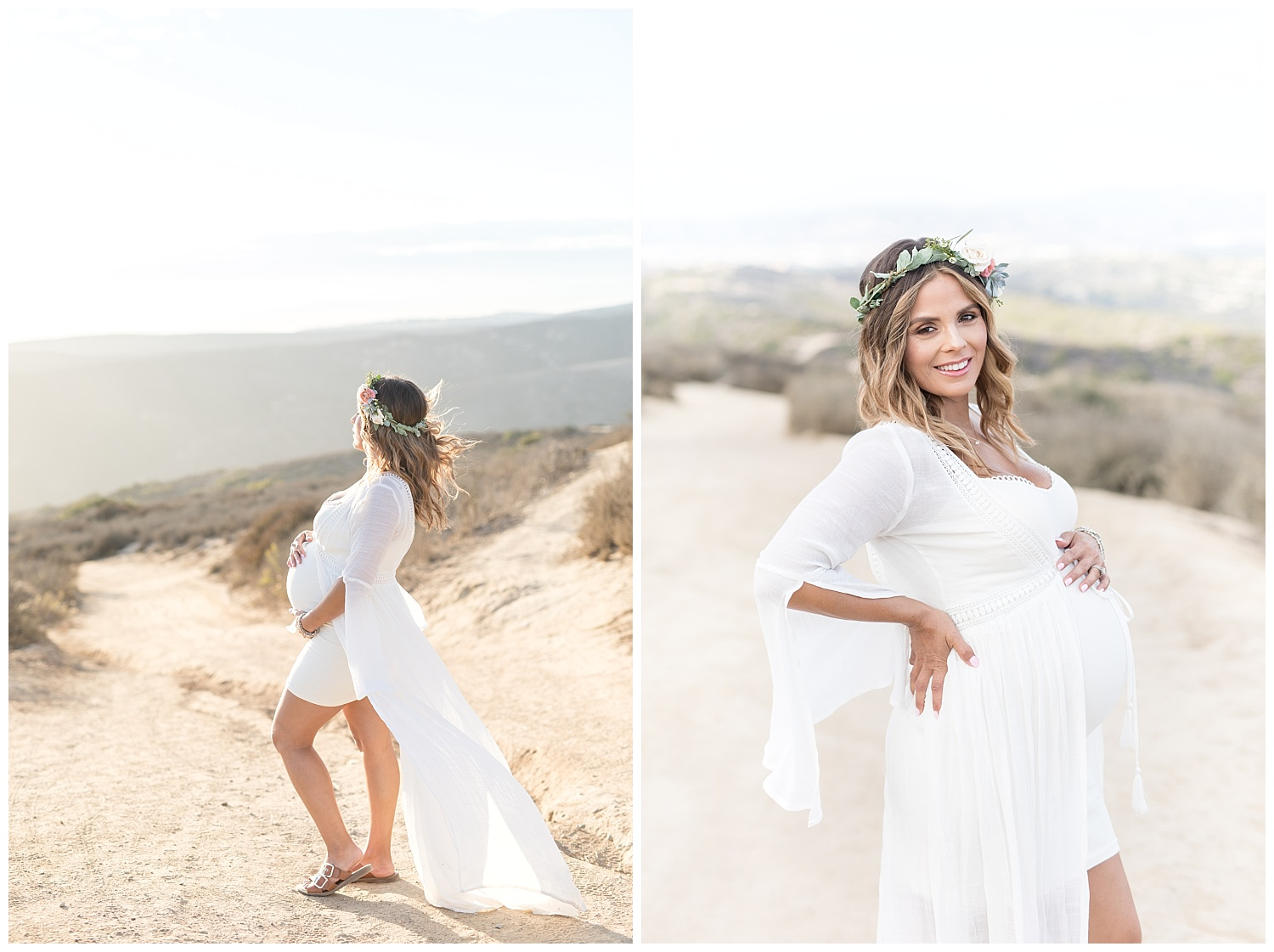ashley - laguna beach, orange county hiking trail - maternity-0052