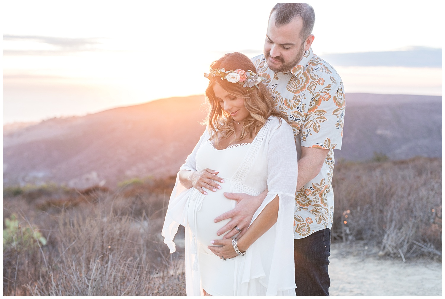 ashley - laguna beach, orange county hiking trail - maternity-0083